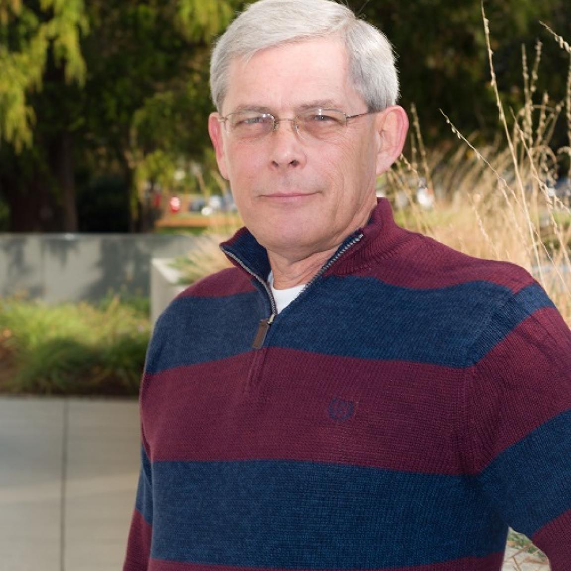 Photograph of Jeffrey Hamilton
