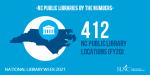 412 Library Locations in NC