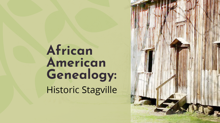African American Genealogy: Historic Stagville