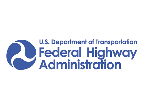 U.S. Department of Transportation Federal Highway Administration logo